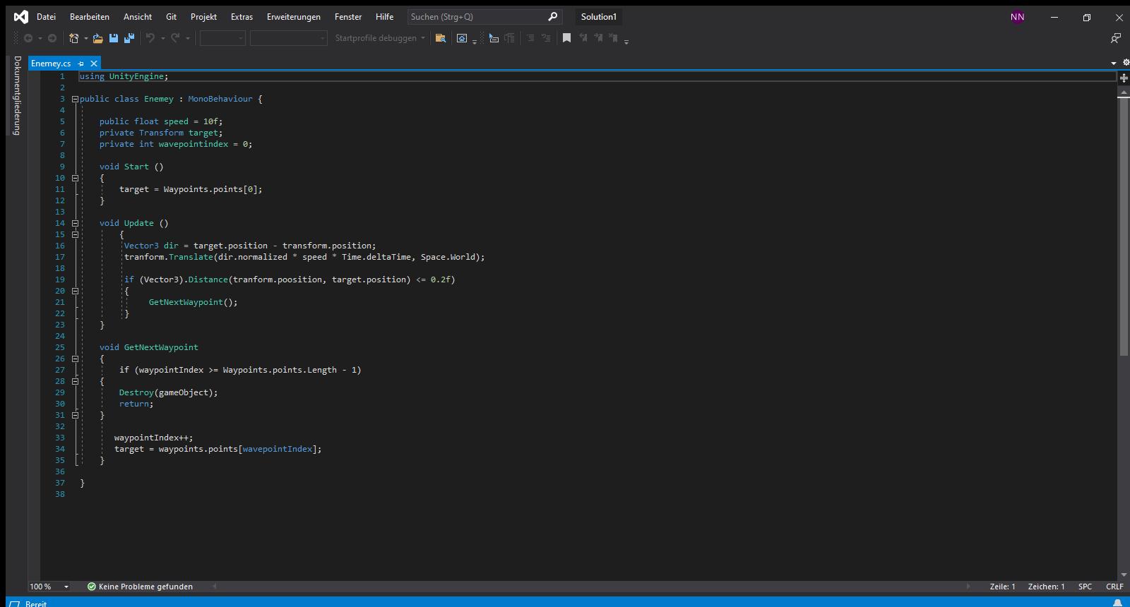 Enemey.cs - Microsoft Visual Studio 22.03.2021 17_34_47.png